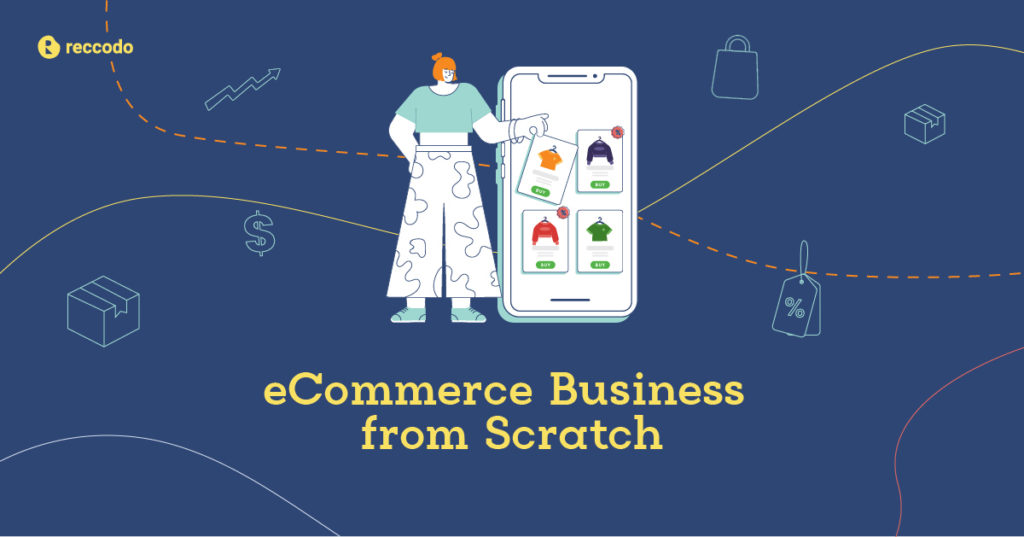 ecommerce business from scratch